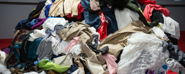 vêtements recyclés